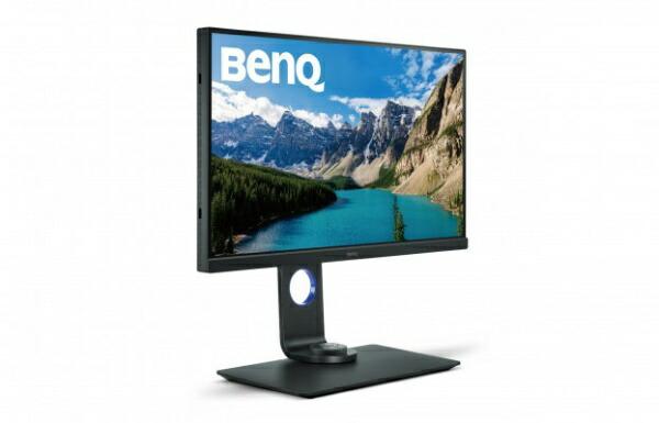 BenQベンキューSW27127型4Kカラーマネジメントモニター/ディスプレイ(4KUHD/IPS/AdobeRGB99%/DisplayP393%/HDR10対応/USB-C接続/HWキャリブレーション対応/高さ調整・回転)、遮光フード同梱SWシリーズグレーSW271[27型/ワイド/4K(3840×2160)][SW271]