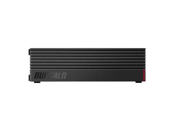 BUFFALOバッファローHD-LD3.0U3-BKA外付けHDDブラック[据え置き型/3TB][HDLD3.0U3BKA]