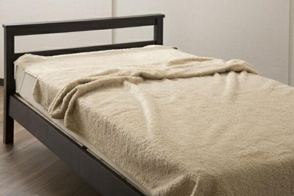 オーシンOSHINエバーウォーム毛布(シングルサイズ/140×200cm/アイボリー)【日本製】