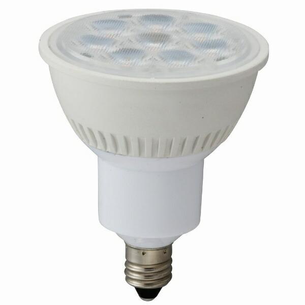 オーム電機OHMELECTRICLDR7L-M-E11/D11LED電球ハロゲン電球形ホワイト[E11/電球色/1個/60W相当/ハロゲン電球形][LDR7LME11D11]