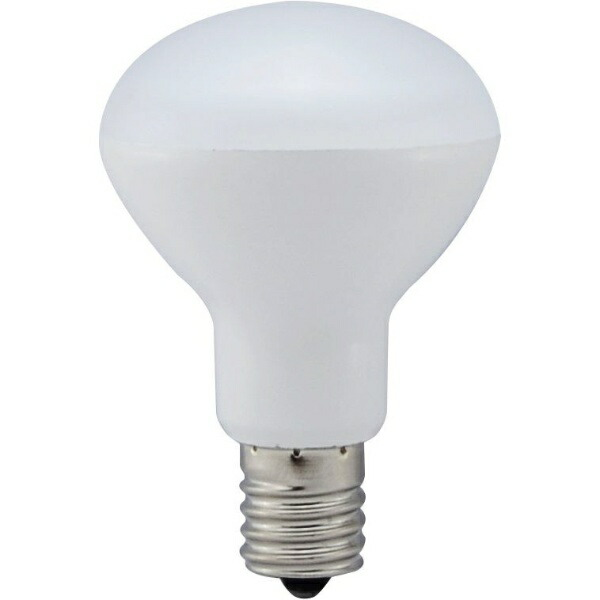 オーム電機OHMELECTRICLDR4L-W-E17A9LED電球ミニレフ形LEDdeQホワイト[E17/電球色/1個/50W相当/レフランプ形][LDR4LWE17A9]