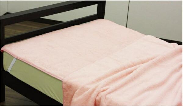 オーシンOSHINエバーウォーム毛布(シングルサイズ/140×200cm/ピンク)【日本製】
