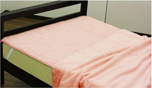 オーシンOSHIN【敷パッド】エバーウォーム敷パッドシングルサイズ(100×200cm/ピンク)【日本製】