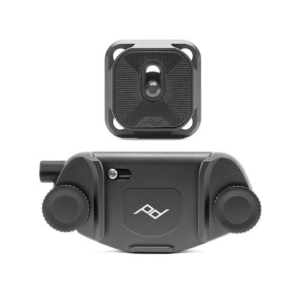 PEAKDESIGNピークデザインキャプチャーV3カメラクリップ(カメラキャリーシステム)CP-BK-3ブラック