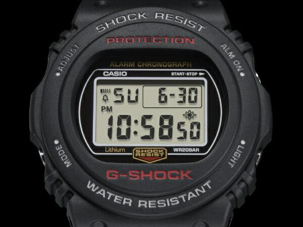 カシオCASIOG-SHOCK(G-ショック)DW-5750E-1JFDW-5750E-1JF[DW5750E1JF]