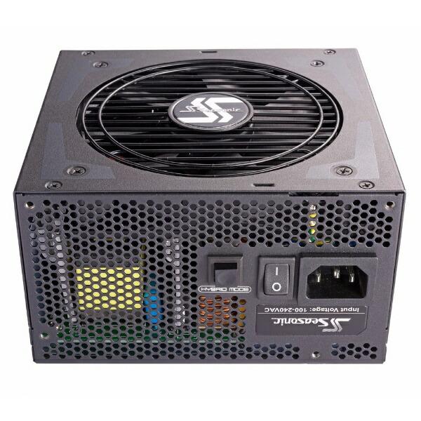 シーソニックSeasonic750WPC電源Seasonic製80PLUSPlatinum認証FOCUSPLUSATX電源SSR-750PX[ATX/Platinum]