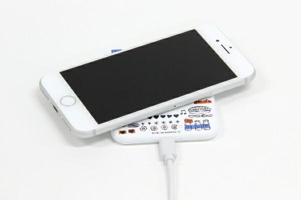 河島製作所KAWASHIMAINDUSTRIESサンリオキャラクターズQi対応ワイヤレス充電器SQW98070ぐでたま[ワイヤレスのみ][SQW98070]