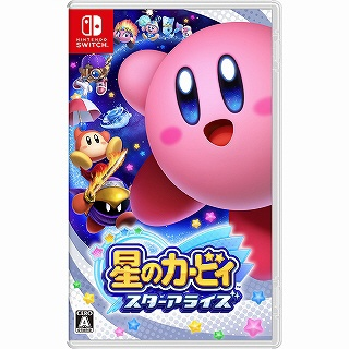 任天堂Nintendo星のカービィスターアライズ[ニンテンドースイッチソフト]【Switch】【代金引換配送不可】