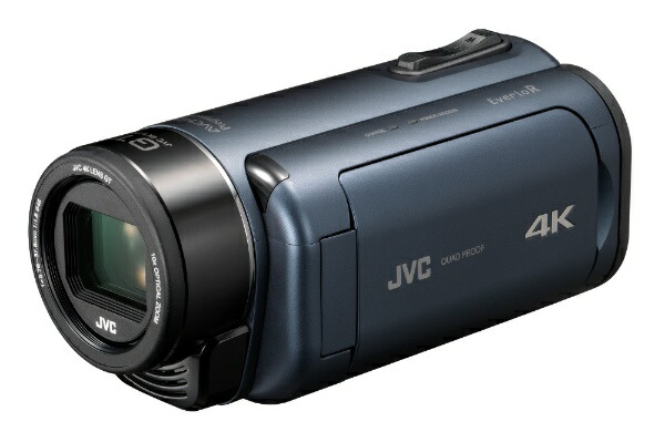 JVCジェイブイシーGZ-RY980-AビデオカメラEverioR(エブリオR)[4K対応/防水+防塵+耐衝撃][GZRY980A]