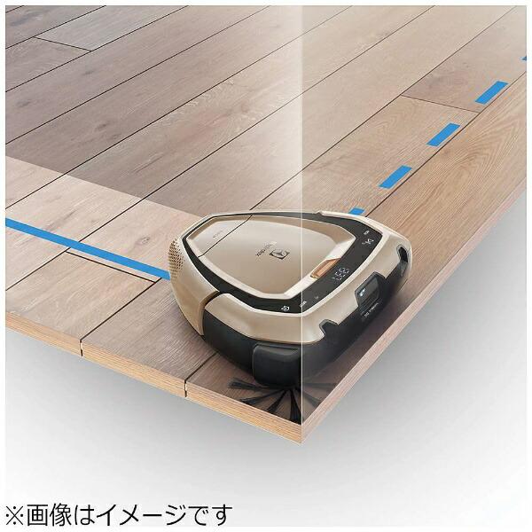 エレクトロラックスElectroluxPI91-5SSMロボット掃除機PUREi9ソフトサンド[お掃除ロボットPI915SSM]