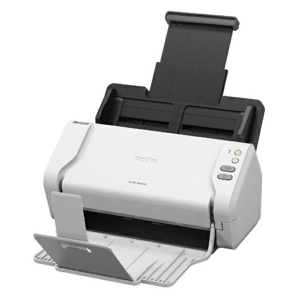 ブラザーbrotherADS-2200スキャナーJUSTIO(ジャスティオ)ホワイト[A4サイズ/USB][ADS2200]