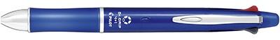 パイロットPILOT[多機能油性ボールペン]ドクターグリップ4+1ブルー(インキ色:4色、ボール径0.7mm・芯径:0.5mm)PBKHDF1SFN-L[PBKHDF1SFNL]