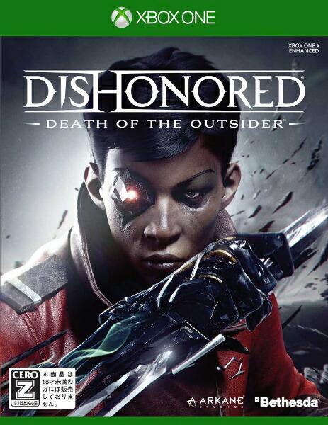 ベセスダソフトワークスBethesdaSoftworksDishonored:DeathoftheOutsider【XboxOneゲームソフト】