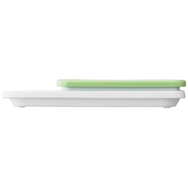 タニタTANITAデジタルクッキングスケール(2kg)KJ213-GRアボカドグリーン[KJ213GR]