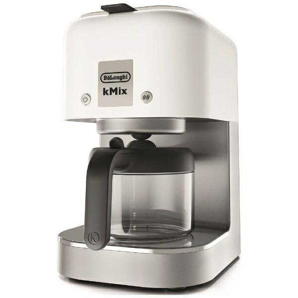デロンギDelonghiドリップコーヒーメーカーケーミックスクールホワイトCOX750J-WH[COX750JWH]