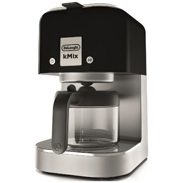 デロンギDelonghiCOX750Jコーヒーメーカーケーミックスリッチブラック[COX750JBK]