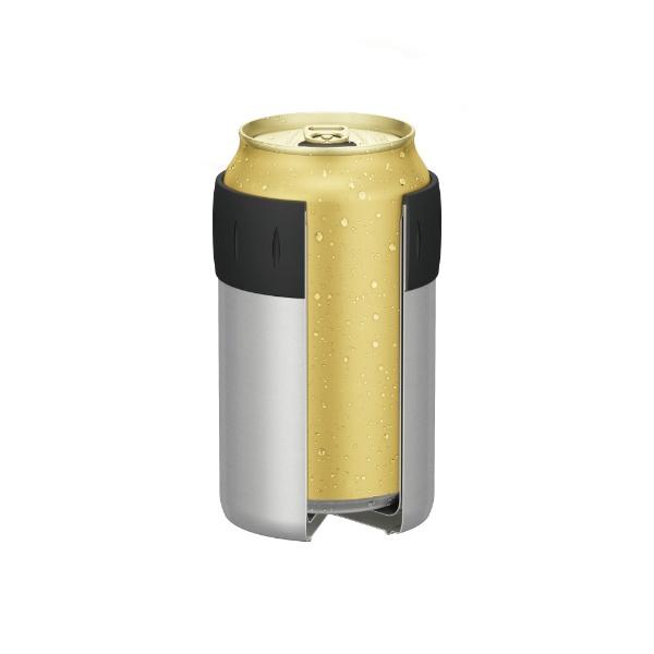 サーモスTHERMOS保冷缶ホルダー350ml缶用シルバーJCB352-SL[JCB352SL]