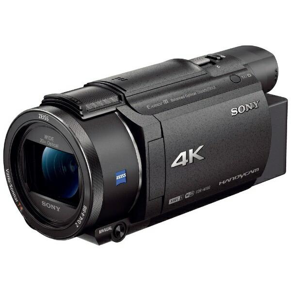 ソニーSONYFDR-AX60ビデオカメラ[4K対応][FDRAX60]