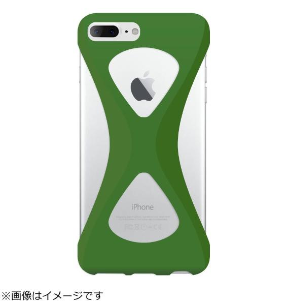 ECBBイーシービービーPalmoforiPhone8Plus/7PlusGreen