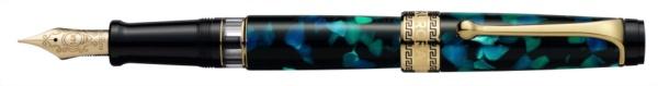 アウロラaurora[万年筆]オプティマ996VFPEFグリーン996VFPEF