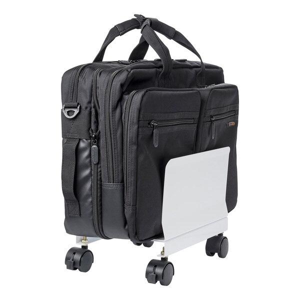 サンワサプライSANWASUPPLYキャスター付き鞄スタンドBAG-STN001WBAG-STN001W