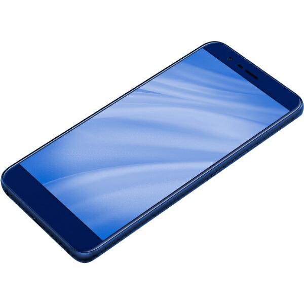 FREETELフリーテルFREETELREI2Dualブルー「FTJ17A00BK」Android7.1.1Nougat5.5inchFULLHDメモリ/ストレージ:4GB/64GBnanoSIMx2SIMフリースマートフォンFTJ17A00BLBLUE[FTJ17A00BL]