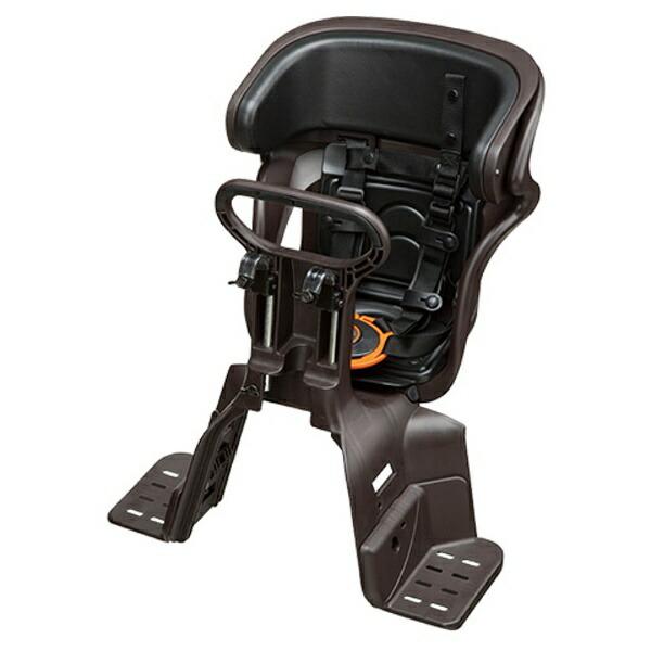 パナソニックPanasonicフロント用チャイルドシート(ブラウン)NCD400