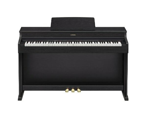 カシオCASIO電子ピアノAP-470BKブラックウッド調[88鍵盤][AP470BK]