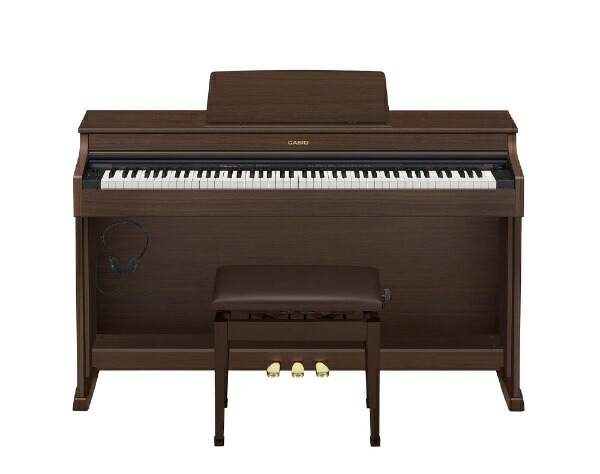 カシオCASIO電子ピアノAP-470BNオークウッド調[88鍵盤][AP470BN]