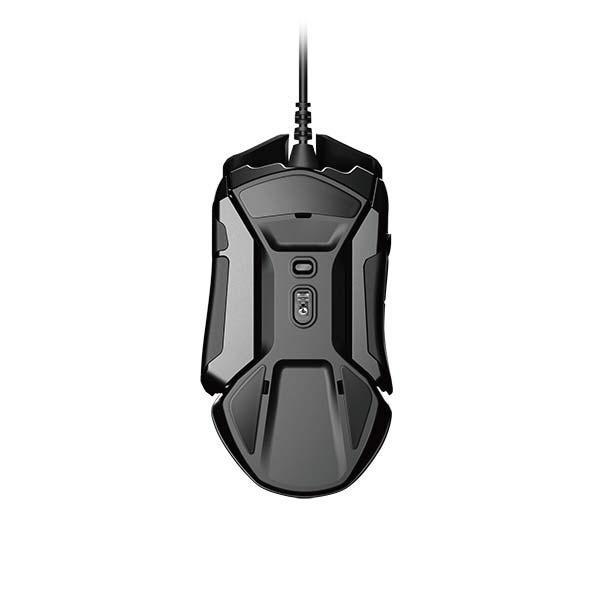 STEELSERIESスティールシリーズ有線光学式ゲーミングマウス[USB2m・Win/Mac・7ボタン]62446[62446]
