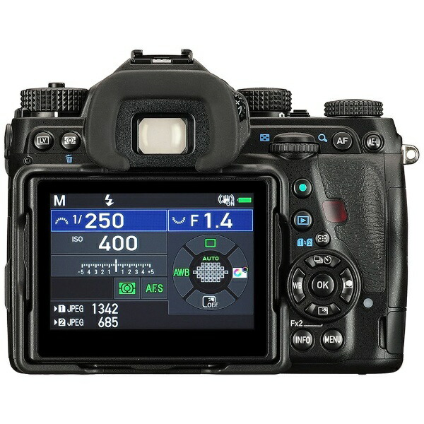 リコーRICOHPENTAXK-1MarkII【28-105WRレンズキット】/デジタル一眼レフカメラ[K1MARK228105WR]