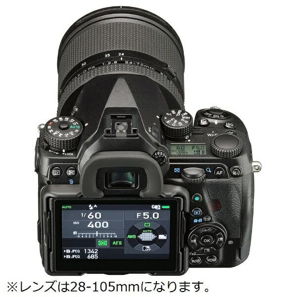リコーRICOHPENTAXK-1MarkIIデジタル一眼レフカメラ28-105WRレンズキット[ズームレンズ][K1MARK228105WR]