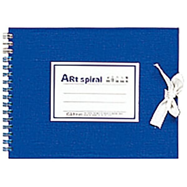 マルマンmaruman[スケッチブック]アートスパイラルF0ブルーS310-02