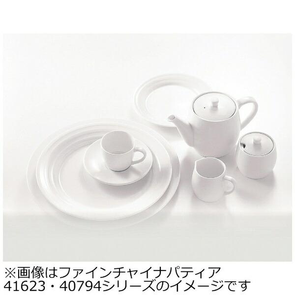 鳴海製陶NARUMIパティアティー・コーヒーソーサー(6個入)40794-5539<RPT5901>[RPT5901]