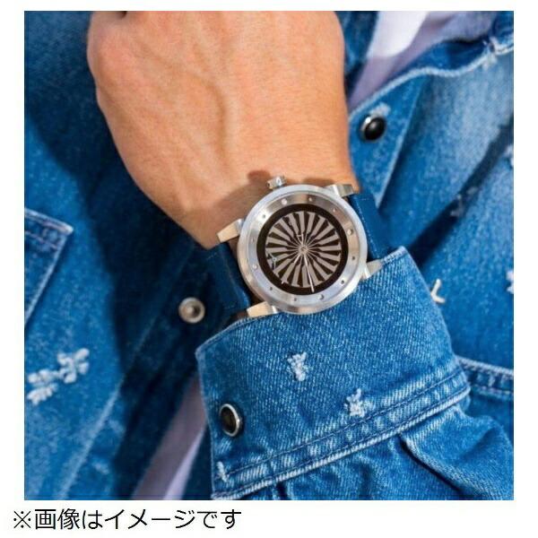 ZINVOジンボZINVO(ジンボ)「自動巻きタービン型秒針時計」MARINEMARINE[正規品]