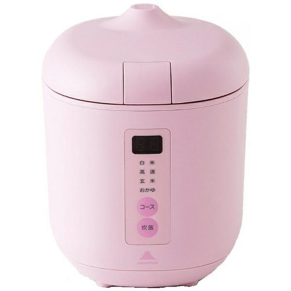 神明きっちん炊飯器poddi(ポッディー)ピンクAK-PD01[マイコン/1.5合][AKPD01]