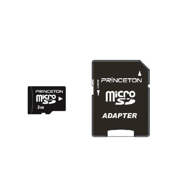 プリンストンPRINCETONmicroSDカードRPMSD-2G[2GB][RPMSD2G]
