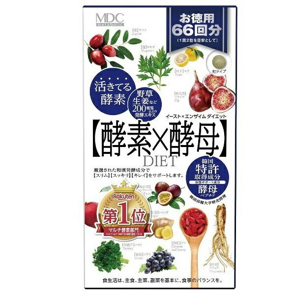 メタボリックmetabolicイーストエンザイムダイエット徳用(132粒)〔健康食品〕【rb_pcp】