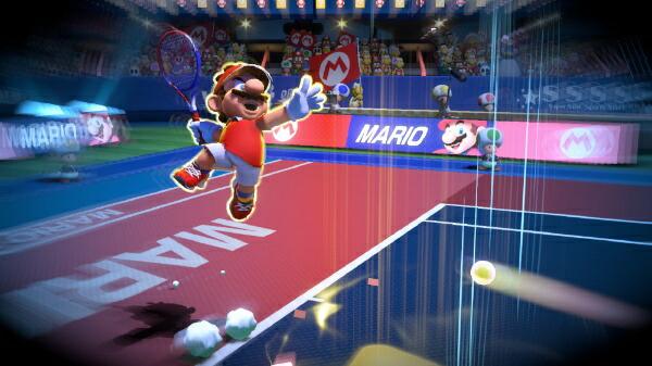 任天堂Nintendoマリオテニスエース[ニンテンドースイッチ]【Switch】【代金引換配送不可】
