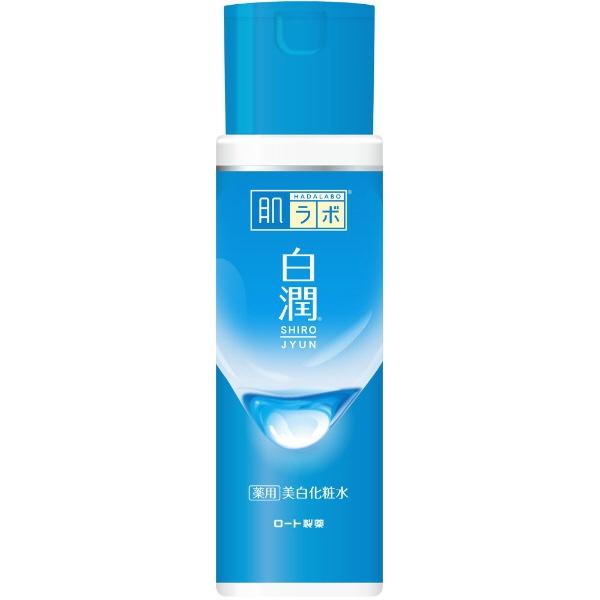 ロート製薬ROHTO肌研(肌ラボ)白潤薬用美白化粧水(170ml)〔化粧水〕【wtcool】