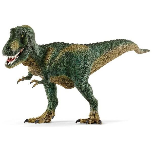 シュライヒジャパンSchleichシュライヒ14587ティラノサウルス・レックス(ダークグリーン)