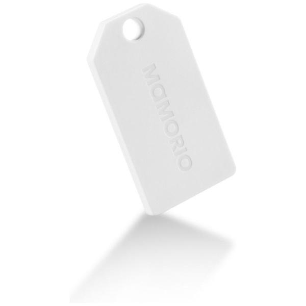 MAMORIOMAMORIOSWhite&White[忘れ物防止タグ][MAMORIOSW&W]