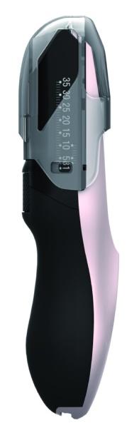 IZUMIイズミHC-FW38-PヘアカッターCleancut(クリーンカット)ピンク[交流充電式/国内・海外対応][HCFW38]