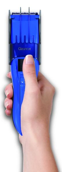IZUMIイズミHC-FW28-AヘアカッターCleancut(クリーンカット)ブルー[交流充電式/国内・海外対応][HCFW28]