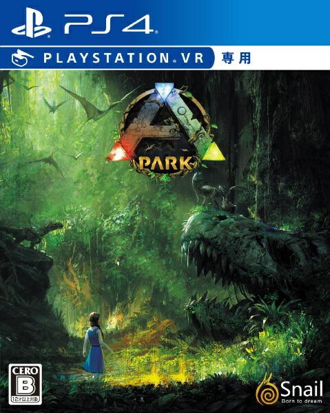 SnailGamesJapan蝸牛数字日本ARKPark通常版【PS4】