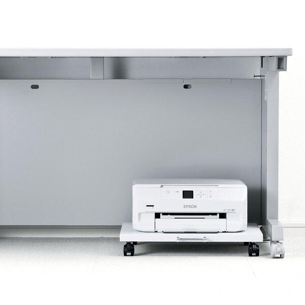 サンワサプライSANWASUPPLYプリンタスタンド(W480×D445×H78mm)LPS-T111【メーカー直送・代金引換不可・時間指定・返品不可】