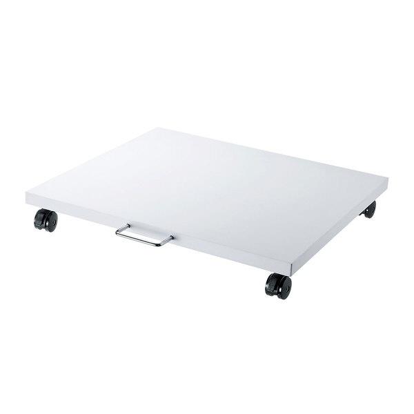 サンワサプライSANWASUPPLYプリンタスタンド(W500×D545×H78mm)LPS-T100N【メーカー直送・代金引換不可・時間指定・返品不可】