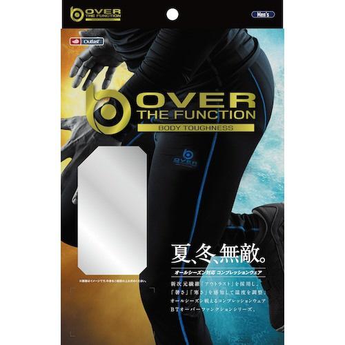 おたふく手袋OTAFUKUGLOVEおたふくBTアウトラストロングタイツブラック/ブルーMJW-550-38-M
