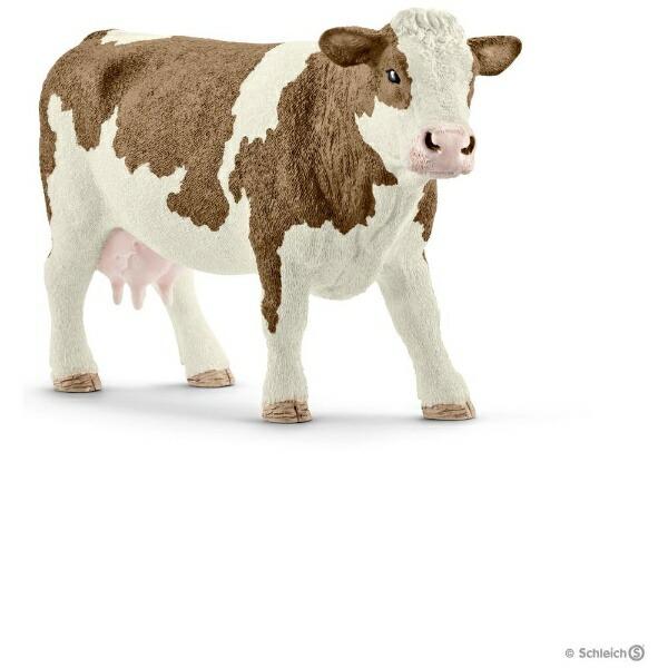 シュライヒジャパンSchleichシュライヒ13801シンメンタール牛(メス)