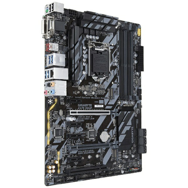 GIGABYTEギガバイトマザーボードH370MD3H[MicroATX]
